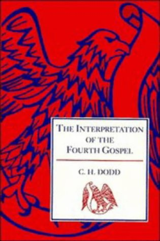 The Interpretation of the Fourth Gospel 9780521095174