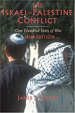 The Israel-Palestine Conflict: One Hundred Years of War 9780521716529