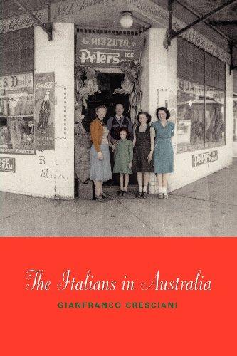 The Italians in Australia 9780521537780
