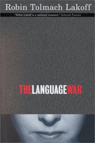 The Language War 9780520216662