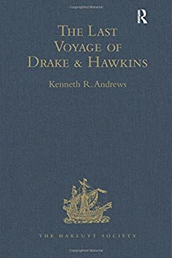 The Last Voyage of Drake and Hawkins 9780521010399