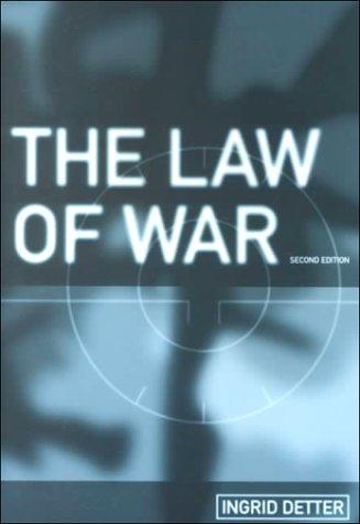 The Law of War - Detter Delupis, Ingrid / Light, Margot / Nish, Ian