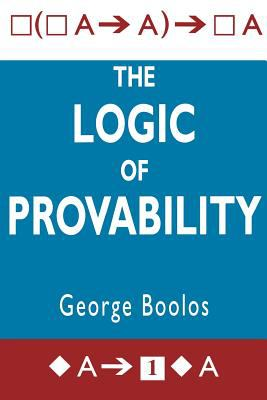 The Logic of Provability 9780521483254