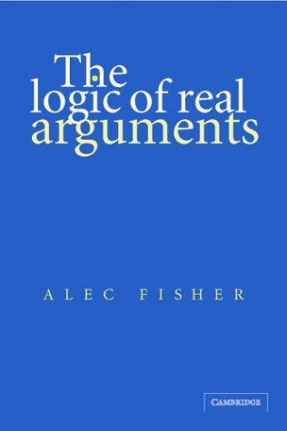 The Logic of Real Arguments 9780521654814