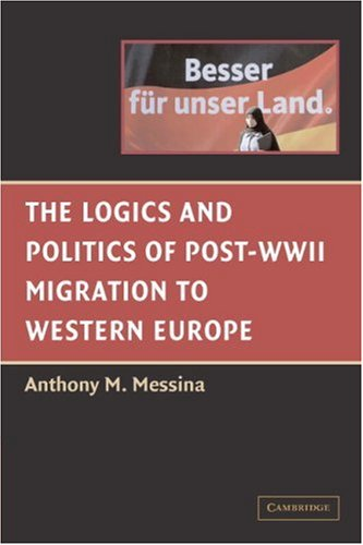 The Logics and Politics of Post-WWII Migration to Western Europe 9780521528863