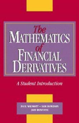 The Mathematics of Financial Derivatives 9780521496995