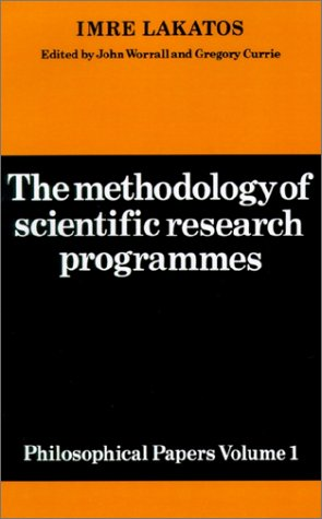 The Methodology of Scientific Research Programmes 9780521280310