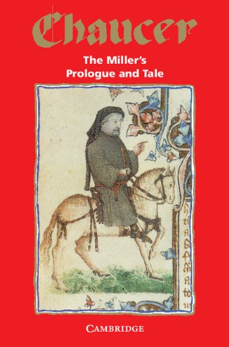 The Miller's Prologue & Tale 9780521080330