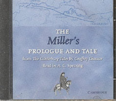 The Miller's Prologue and Tale: From the Canterbury Tales 9780521635295