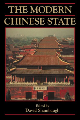 The Modern Chinese State 9780521772341