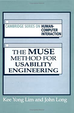 The Muse Method for Usability Engineering 9780521474948