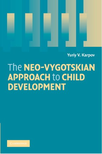 The Neo-Vygotskian Approach to Child Development 9780521696135