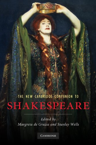 The New Cambridge Companion to Shakespeare 9780521713931
