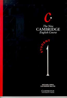 The New Cambridge English Course 1 9780521376372