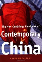 The New Cambridge Handbook of Contemporary China 1777064