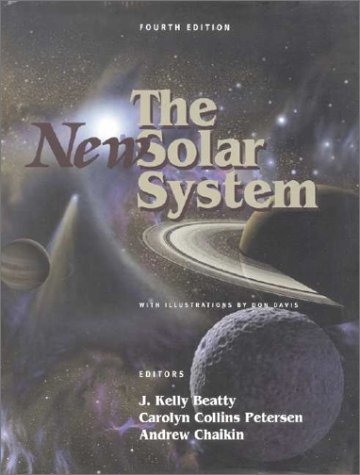 The New Solar System 9780521641838