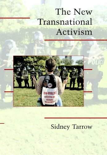 The New Transnational Activism 9780521616775