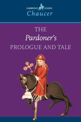 The Pardoner's Prologue and Tale 9780521666459