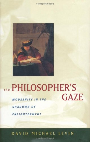 The Philosopher's Gaze 9780520217805