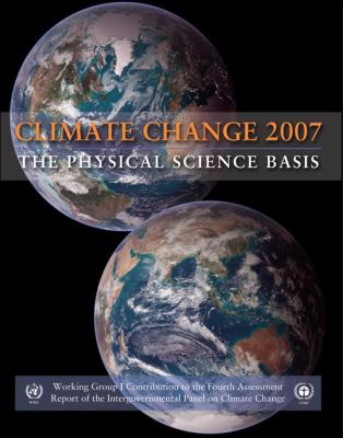 The Physical Science Basis [With CDROM] 9780521705967