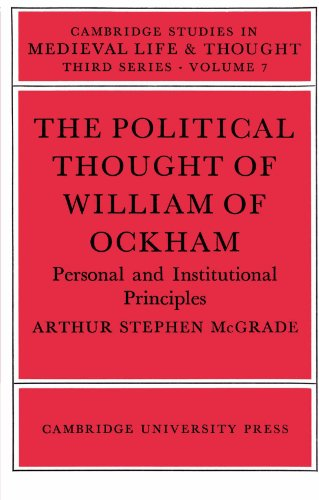 The Political Thought of William Ockham