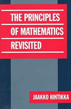 The Principles of Mathematics Revisited 9780521624985