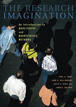 The Research Imagination: An Introduction to Qualitative and Quantitative Methods 9780521705554
