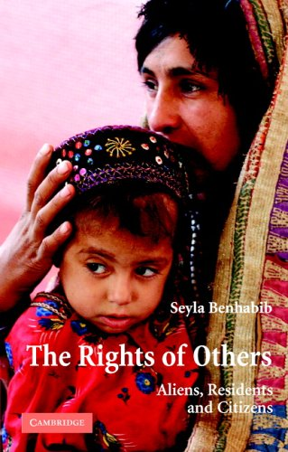 The Rights of Others: Aliens, Residents, and Citizens 9780521538602