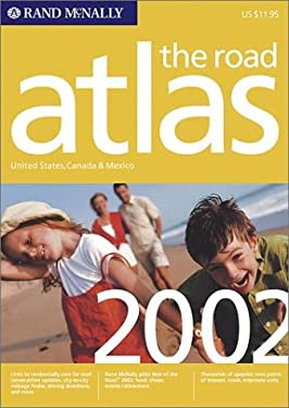 The Road Atlas: United States, Canada & Mexico 9780528844317