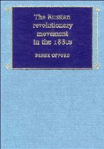 The Russian Revolutionary Movement in the 1880s 9780521327237