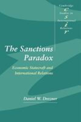 The Sanctions Paradox 9780521644150