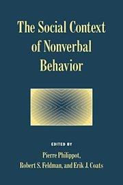 The Social Context of Nonverbal Behavior 9780521583718