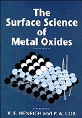 The Surface Science of Metal Oxides 1752431