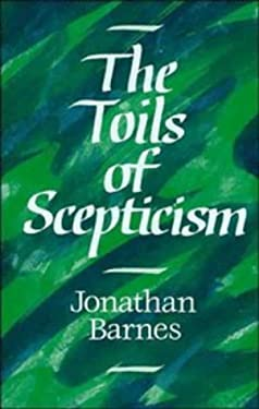 The Toils of Scepticism 9780521383394