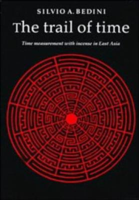 The Trail of Time: Time Measurement with Incense in East Asia
