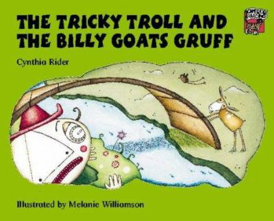 The Tricky Troll and the Billy Goats Gruff 9780521013994