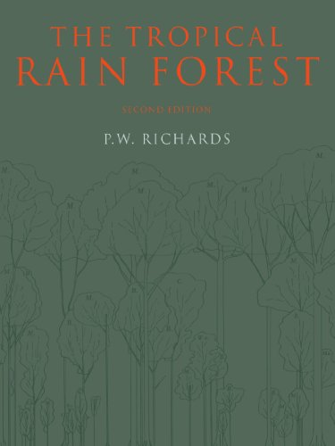 The Tropical Rain Forest: An Ecological Study - 2nd Edition