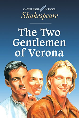 The Two Gentlemen of Verona 9780521446037