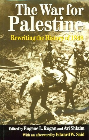 The War for Palestine: Rewriting the History of 1948 9780521791397