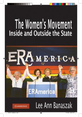 The Women's Movement Inside and Outside the State 9780521132862