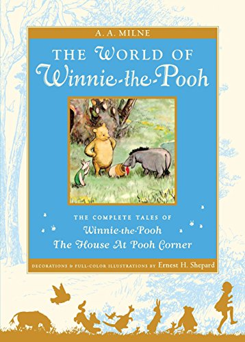 The World of Pooh: The Complete Winnie-The-Pooh and the House at Pooh Corner 9780525444473