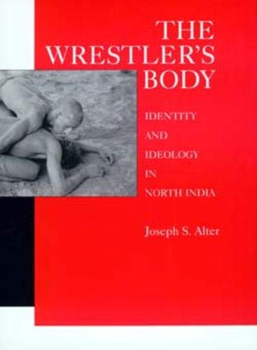 The Wrestler's Body 9780520076976