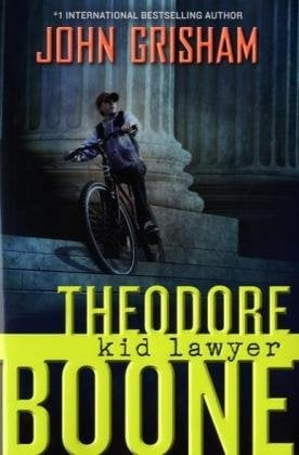 Theodore Boone: Kid Lawyer 9780525423843