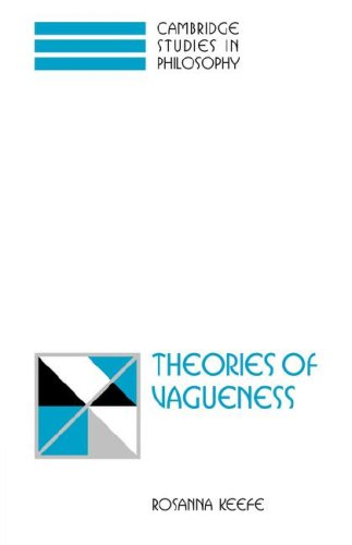 Theories of Vagueness 9780521033893