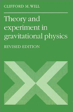 Theory and Experiment in Gravitational Physics 9780521439732
