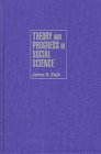 Theory and Progress in Social Science 9780521573658