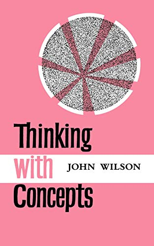 Thinking with Concepts 9780521096010