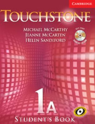Touchstone, Level 1 [With CDROM] 9780521601306