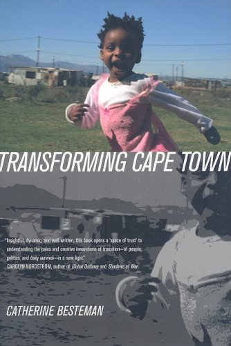 Transforming Cape Town 9780520256712