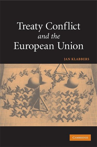 Treaty Conflict and the European Union 9780521455466